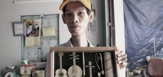 Tre Handmade Triệu Hồng Hồ Em