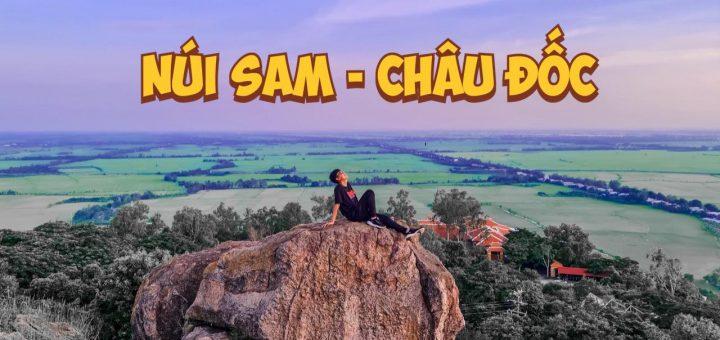 Núi Sam - Châu Đốc