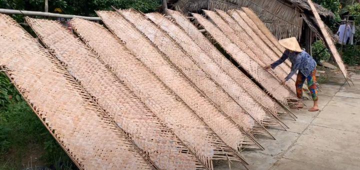 Làng nghề bánh tráng Mỹ Khánh