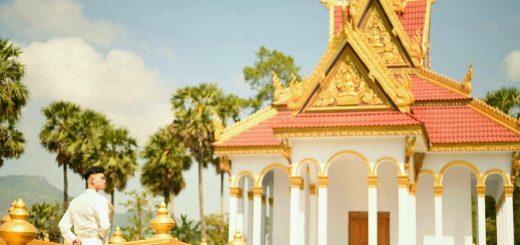Chùa Phnom Pi giữa (chùa Năm Pi giữa)