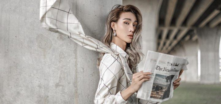 Người mẫu Mid Nguyễn