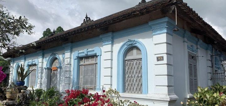 Nhà cổ 100 tuổi Cù Lao Giêng