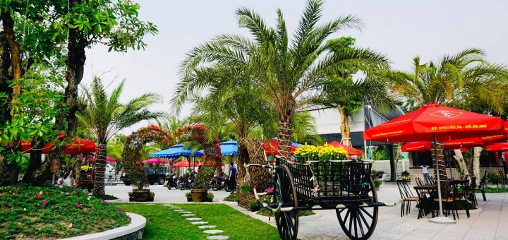 cà phê Sông Hương - Phú Hòa
