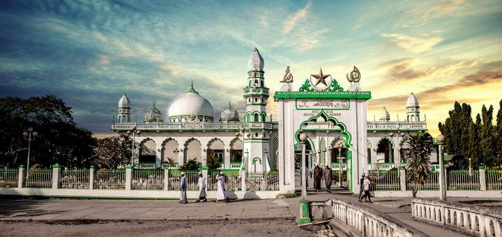 Thánh đường Hồi Giáo Masjid Jamiul Azhar