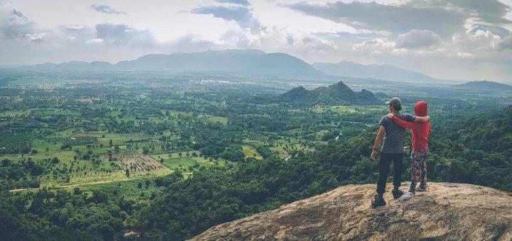 Núi Dài Năm Giếng