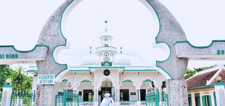 Thánh đường Hồi Giáo Mubarak