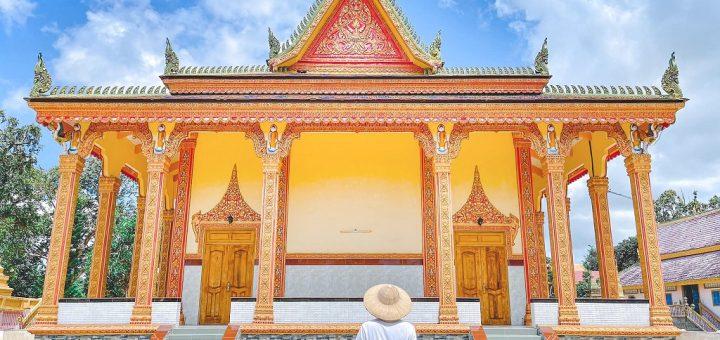 Chùa Prey Veng - Chùa Dưới