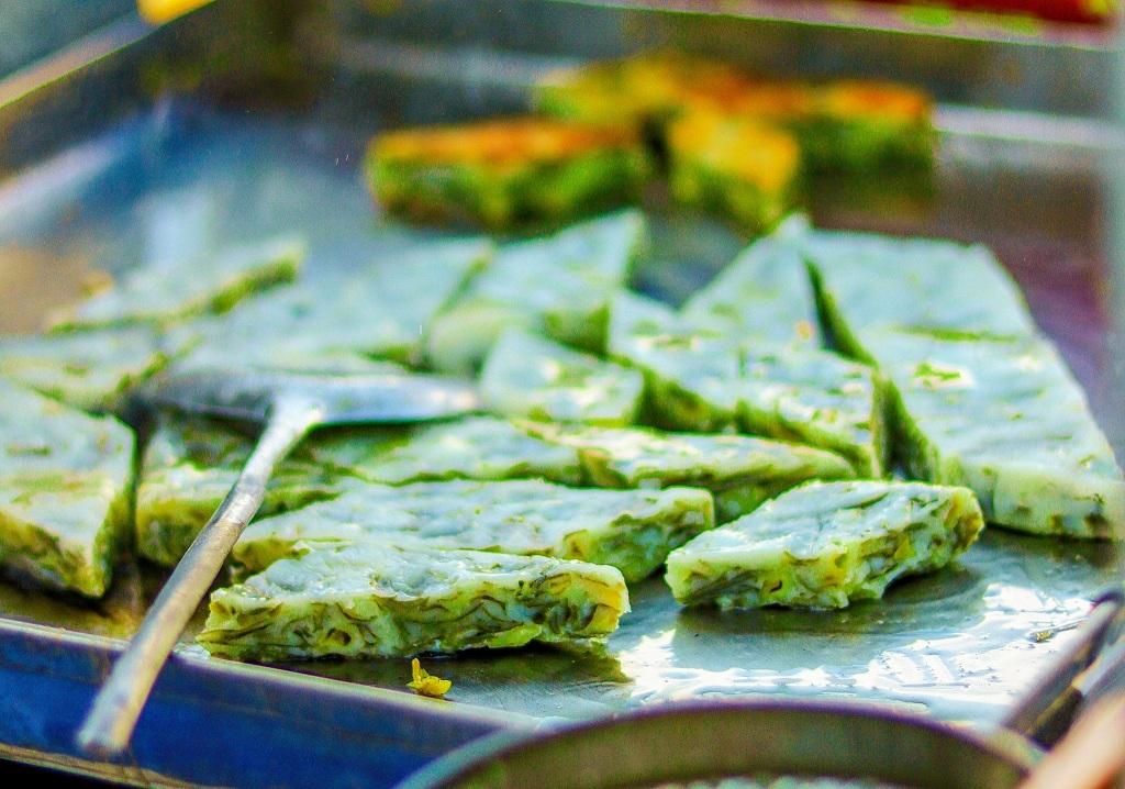 Bánh Hẹ Tân Châu