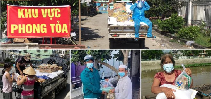 Hỗ trợ đồng hương An Giang