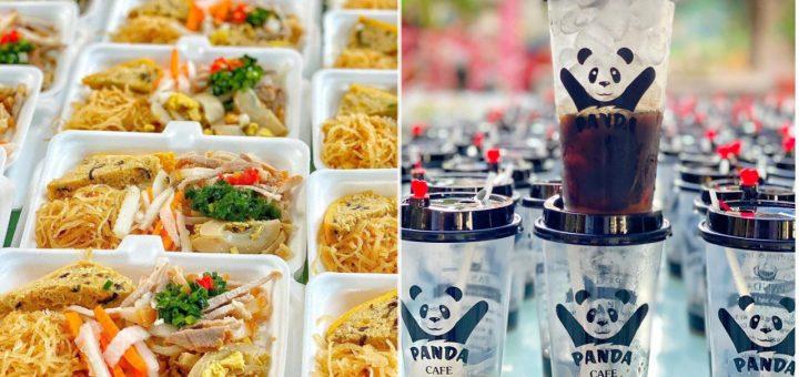 Điểm tâm sáng Panda Cafe