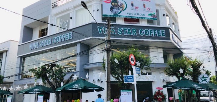 Viva Star Coffee Long Xuyên