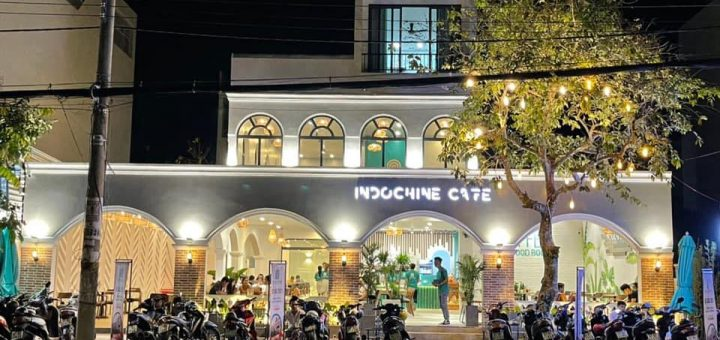 Indochine Coffee Long Xuyên