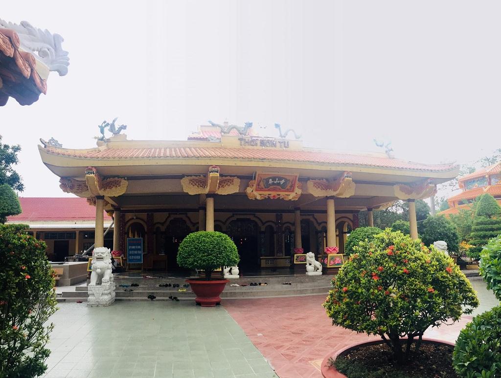 Thới Sơn Tự (Tinh Biên, An Giang)